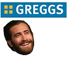 jake gyllengreggs by Crisps