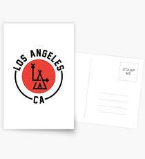 LA - Los Angeles Postcards
