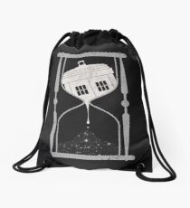 Spacetime Drawstring Bag