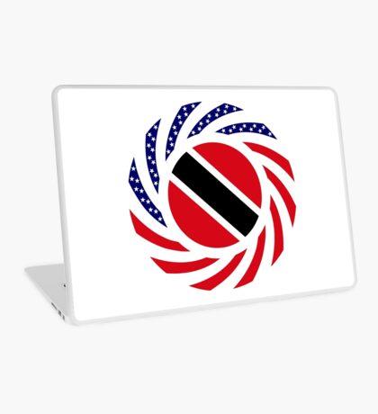 Trinidadian American Multinational Patriot Flag Series Laptop Skin