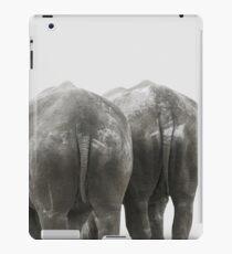 Monochrome - Big buddies iPad Case/Skin
