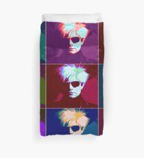 Andy Warhol Pop Art Duvet Cover