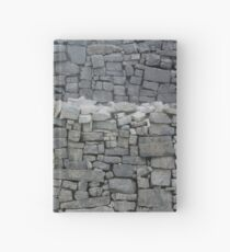 Dry stone wall Hardcover Journal