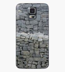 Dry stone wall Case/Skin for Samsung Galaxy