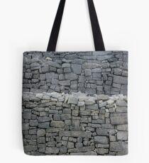 Dry stone wall Tote Bag