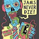 «Dope Jams Zombie» de jarhumor