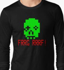 Zombie Dave Long Sleeve T-Shirt