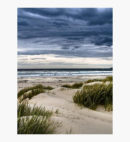 Sand, Sea and Sky Photographic Print