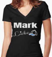 Mark the Forster love hit! Gift idea, Gift idea, T-shirt Fitted V-Neck T-Shirt