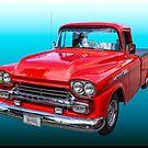 1958 Chevrolet Fleetside Pickup, 261 c.i. Six, 5 speed by Bryan D. Spellman