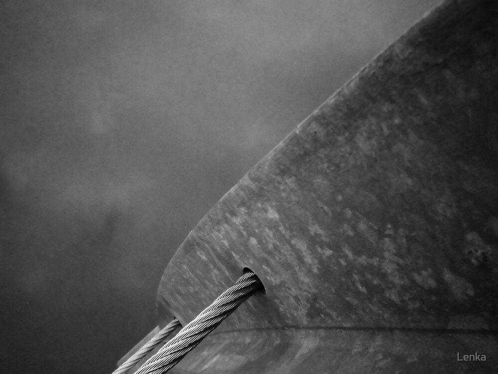 Floating Bridge 8 by Lenka