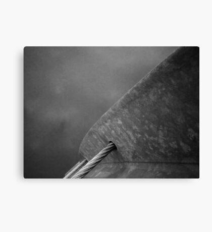 Floating Bridge 8 Canvas Print