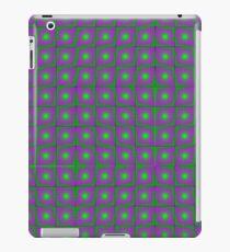 Retro fun tiles! iPad Case/Skin