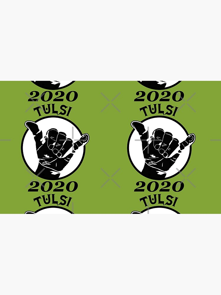Hang Loose Tulsi Gabbard in 2020 by CharJens