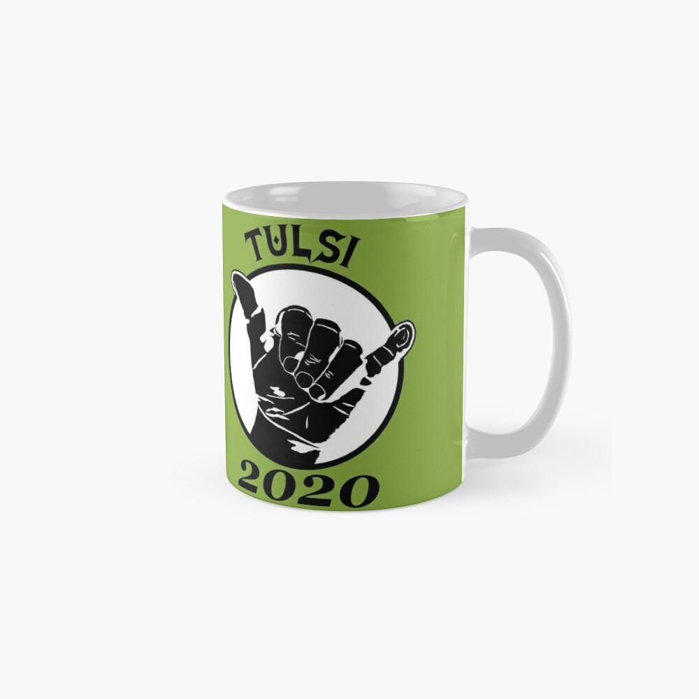 Hang Loose Tulsi Gabbard in 2020 Mug