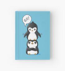 Penguins Hardcover Journal