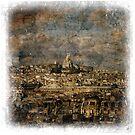 Sacré-Cœur, Paris – Forgotten Postcard by Alison Cornford-Matheson