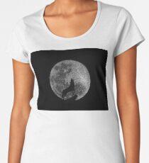 Apollo 18 Premium Scoop T-Shirt