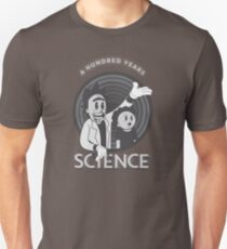 A HUNDRED YEARS SCIENCE T-Shirt