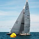 R 13 at the Windward Mark by wolftinz