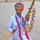 Jaisalmer Musician by pennyswork