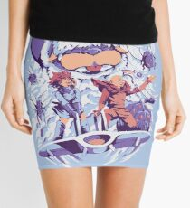 From the valley of the wind Mini Skirt