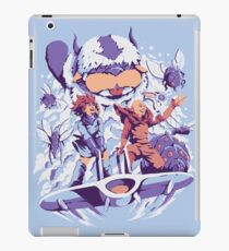 From the valley of the wind iPad Case/Skin