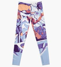 From the valley of the wind Leggings