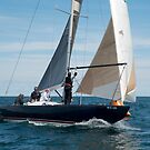 Aluette heads for the Offset Mark by wolftinz