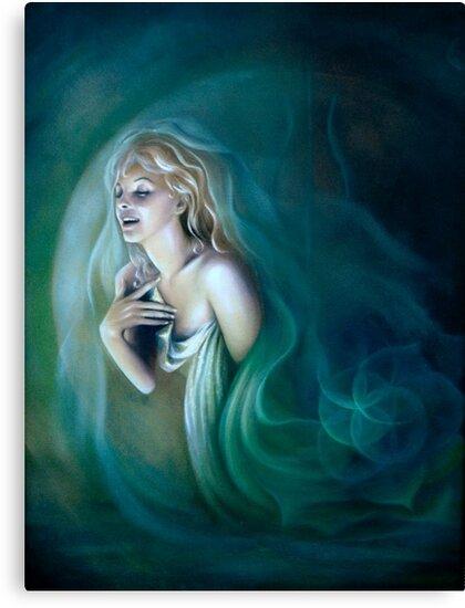 Lunar Maiden by Katia Honour