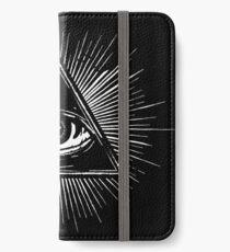 Illuminati Occult Pyramid Sigil iPhone Wallet/Case/Skin