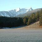 Trapper Peak by lincolngraham