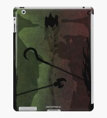 Unstoppable iPad Case/Skin