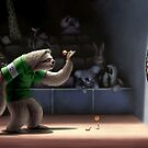Sloth Darts by BJHartnett