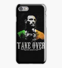 "Conor McGregor ""Take Over"" iPhone Case/Skin"