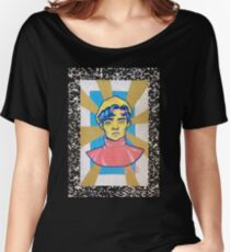 Composition Notebook Drawing Relaxed Fit T-Shirt