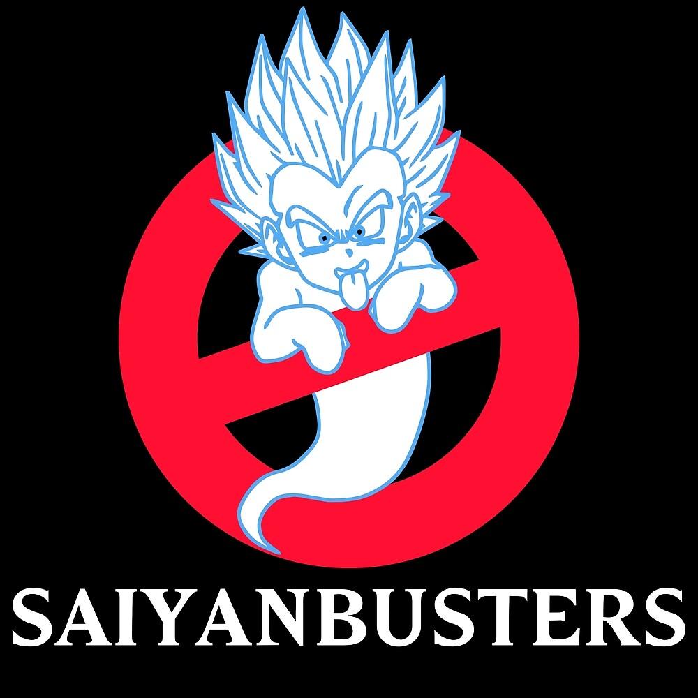 Saiyanbusters by benjielwarro