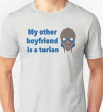 Turian Boyfriend Shirt Unisex T-Shirt