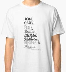 A Million Little Things Names Classic T-Shirt