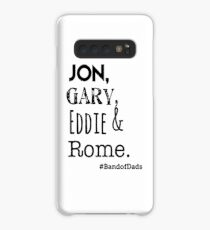 Band of Dads Names Case/Skin for Samsung Galaxy