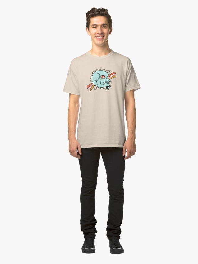 Alternate view of No Sweet Dream Classic T-Shirt