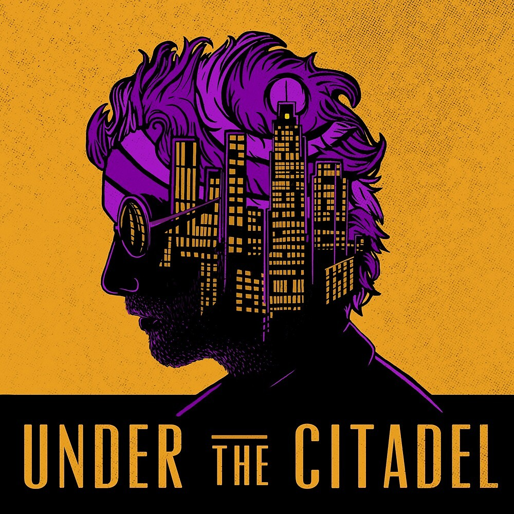 Under the Citadel by CJ Lindsey