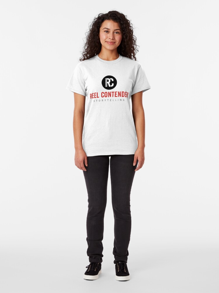 Alternate view of Reel Contender Classic T-Shirt