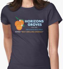 Horizons Groves Shirt Women's Fitted T-Shirt