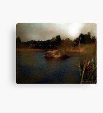 Hammonasset Sunset Canvas Print
