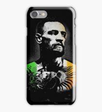 """Conor McGregor """"Irish Colors"""" iPhone Case/Skin"""