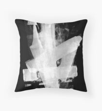 PRINT – Offset ink 1 Throw Pillow