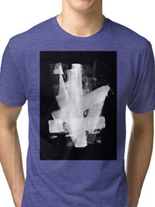 PRINT – Offset ink 1 Tri-blend T-Shirt