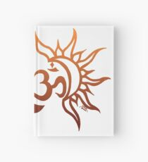 Celestial Om Hardcover Journal