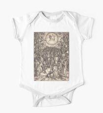 Albrecht Dürer or Durer The Adoration of the Lamb Kids Clothes